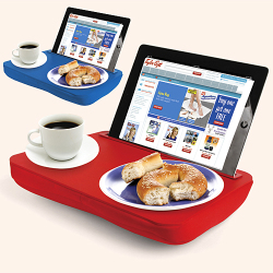 Przenośne biurko pod iPad'a