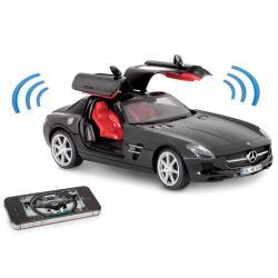 Samochód sterowany iPhone'm