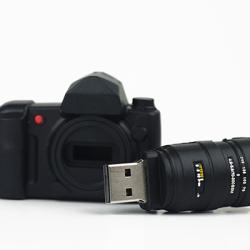USB w formie aparatu