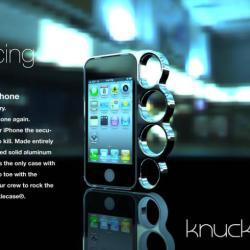 iPhone z kastetem