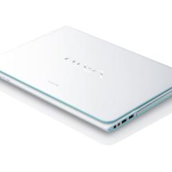 Kolorowe notebooki od Sony