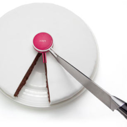 Urządzenie do dzielenia tortu