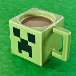Kubek inspirowany grą Minecraft