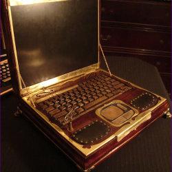 Średniowieczny notebook