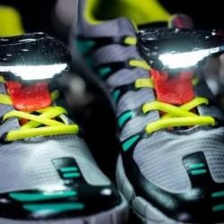 Lampki do butów dla aktywnych