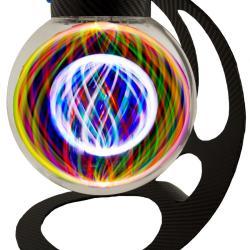 Kula pełna świateł LED
