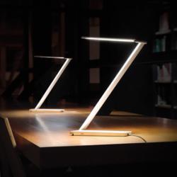 Składana lampka biurowa