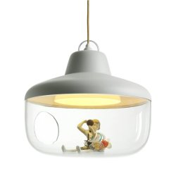 Lampa z indywidualnym dodatkiem