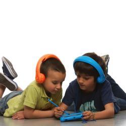 Słuchawki z pianki idealne dla dzieci