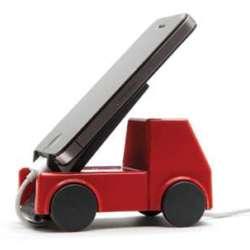 Samochodzik dla telefonu komórkowego