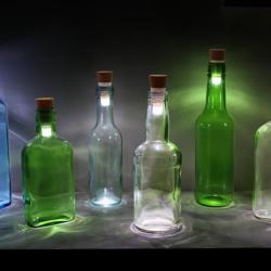 Światło w butelce