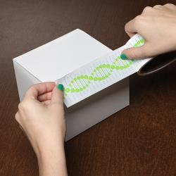 Taśma z łańcuchem DNA