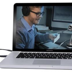 Mikrofon z portem USB