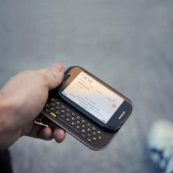 Telelefony Microsoft KIN ONE i KIN TWO