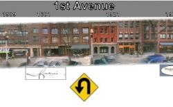 Street View = Street Slide + panorama