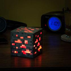 Światło z gry Minecraft