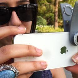Uniwersalny mini obiektyw do aparatu w telefonie