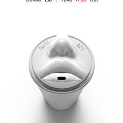 Nietypowy ustnik do kubka kawy