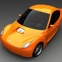 Bezolejowy, elektryczny i sympatyczny samochód od Myers Motors