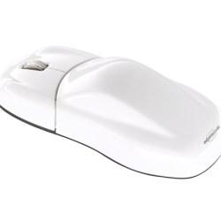 Mysz komputerowa jak Porsche