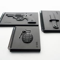 Uzbrojony w zeszyt