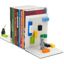 Podpórki do książek z Lego