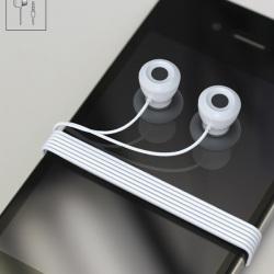 Słuchawki z przyssawkami