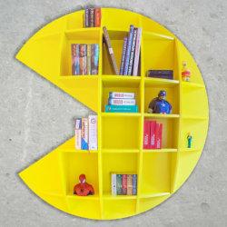 Szafka w kształcie Pac-Mana