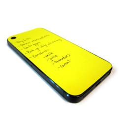 Notes przy telefonie