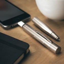 Długopis z ładowarką