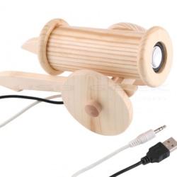 Głośnik USB armata