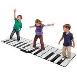 Największe na świecie zabawkowe pianino