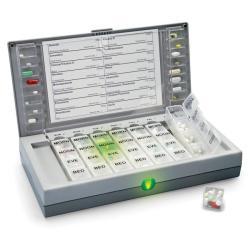Alarmujące pudełko na lekarstwa
