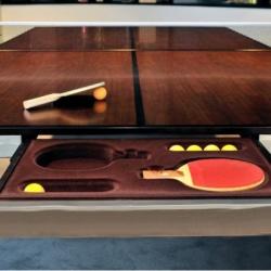 Stół biurowy... i ping pongowy