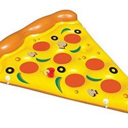 Materac jak kawałek pizzy