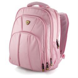 Kuloodporny różowy plecak