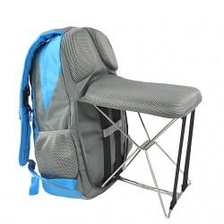 Plecak z krzesełkiem turystycznym