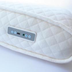 Poduszka relaksacyjna emitująca dźwięki