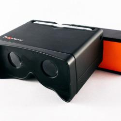 Telefon jak kamera 3D