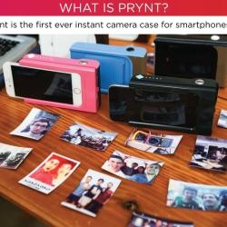 Papierowe zdjęcia prosto z telefonu