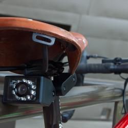 Kamera na rower