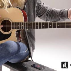 Urządzenie do nastrajania gitary