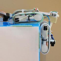 Robot poruszający się po ścianach
