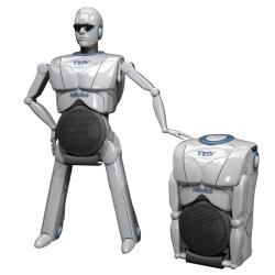 Tańczący robot - głośnik
