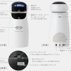 Robot przekazujący komunikaty