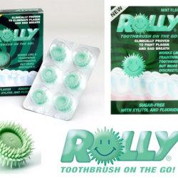 Mini szczoteczka do zębów Rolly Brush