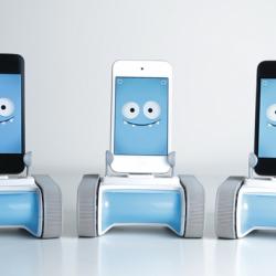 Robot z twojego smartfona