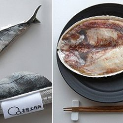 Piórnik w rybie