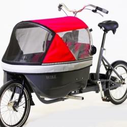 Wózek dziecięcy z opcją roweru