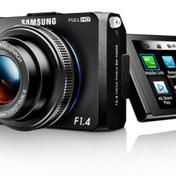 Smart Camera EX2F od Samsunga